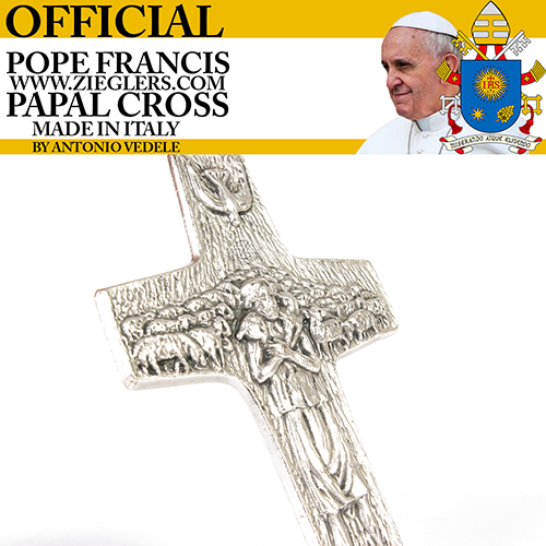 The Original Pope Francis Papal Pectoral Cross Story And Meaning